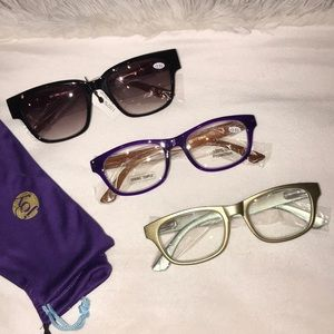 Joy Mangano glasses & sunglass bundle 😎